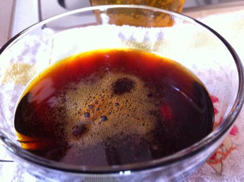 Coppa chantilly alle mele, caramello e vino passito