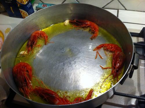 pasta al forno marinara
