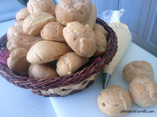 Pasta Choux Classica